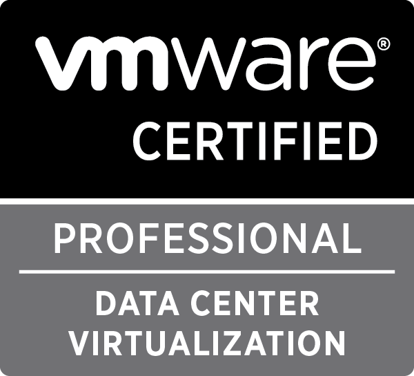 VMware Certified Professional - Data Center Virtualization