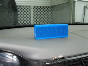 JAMBOX on my dashboard