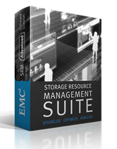 EMC Storage Resource Management Suite