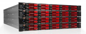 4 SolidFire nodes