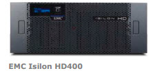 EMC Isilon HD400 Node