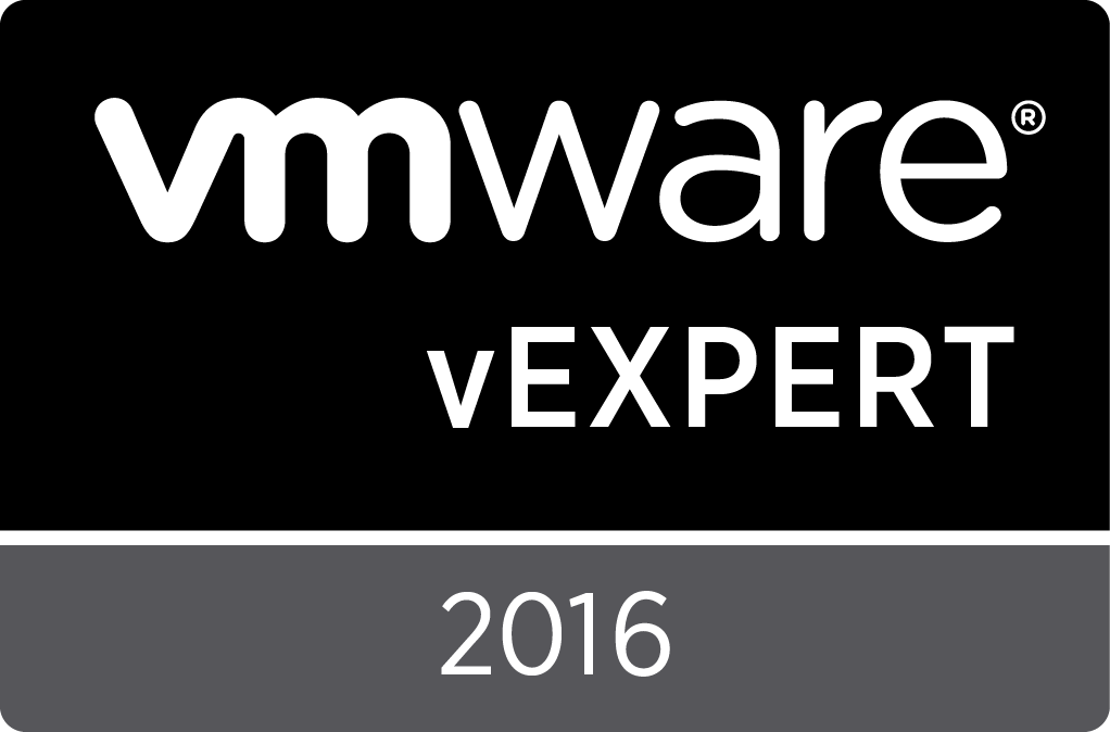 VMware vExpert 2012-16