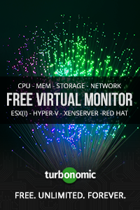 Free Virtual Monitor from Turbonomic