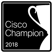 CiscoChampion for Data Center 2018