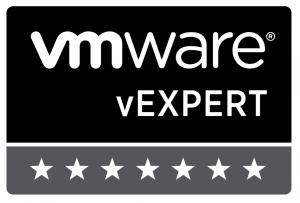 7-year vExpert